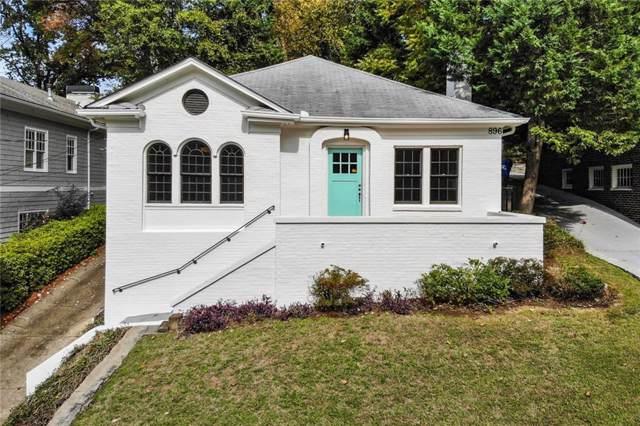 896 Glen Arden Way NE, Atlanta, GA 30306 (MLS #6645158) :: Charlie Ballard Real Estate