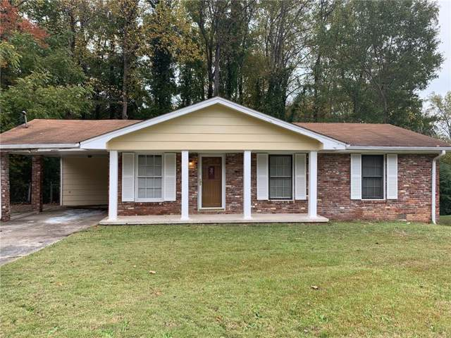 5500 Deerfield Trail, Atlanta, GA 30349 (MLS #6645166) :: North Atlanta Home Team