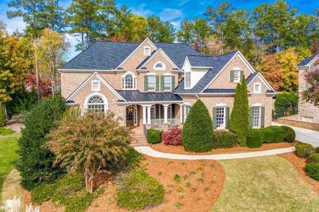 3652 Belgray Drive NW, Kennesaw, GA 30152 (MLS #6645177) :: Iconic Living Real Estate Professionals