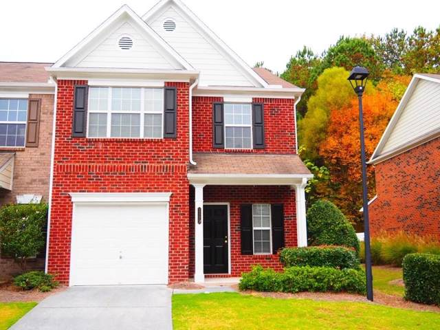 2333 Heritage Park Circle NW #19, Kennesaw, GA 30144 (MLS #6645208) :: Iconic Living Real Estate Professionals
