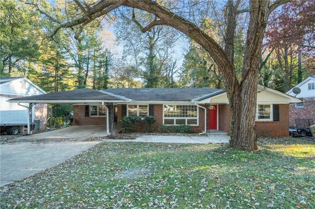 3169 Thrasher Circle, Decatur, GA 30032 (MLS #6645220) :: The North Georgia Group