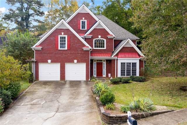 4361 Oak Manor Drive NW, Acworth, GA 30101 (MLS #6645234) :: Iconic Living Real Estate Professionals
