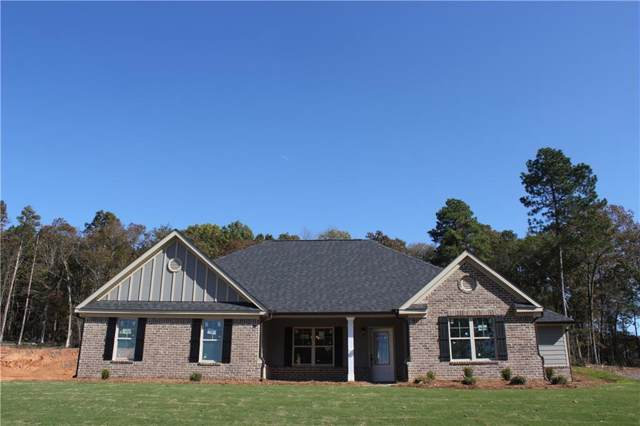 640 Molly Drive, Jefferson, GA 30549 (MLS #6645297) :: Charlie Ballard Real Estate