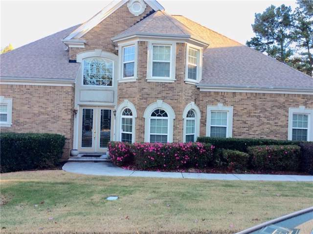 5430 Lemoyne Drive SW, Atlanta, GA 30331 (MLS #6645302) :: North Atlanta Home Team