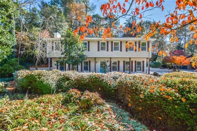 2500 Emory Lane NE, Marietta, GA 30068 (MLS #6645312) :: Path & Post Real Estate