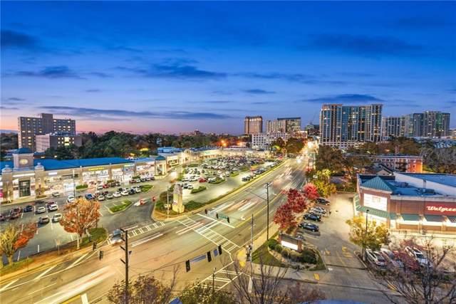 2881 Peachtree Road NE #901, Atlanta, GA 30305 (MLS #6645313) :: The Zac Team @ RE/MAX Metro Atlanta