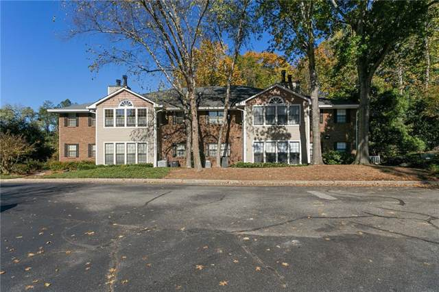 406 Barrington Hills Drive, Sandy Springs, GA 30350 (MLS #6645327) :: Kennesaw Life Real Estate