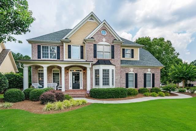160 Riverwood Glen, Dallas, GA 30157 (MLS #6645334) :: Charlie Ballard Real Estate
