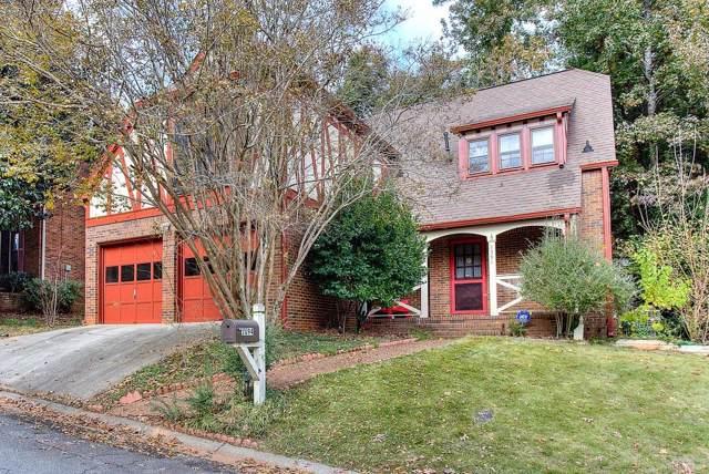 1394 Briers Drive, Stone Mountain, GA 30083 (MLS #6645363) :: Path & Post Real Estate