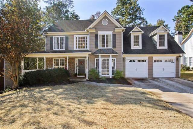 5465 Hillgate Crossing, Alpharetta, GA 30005 (MLS #6645387) :: North Atlanta Home Team