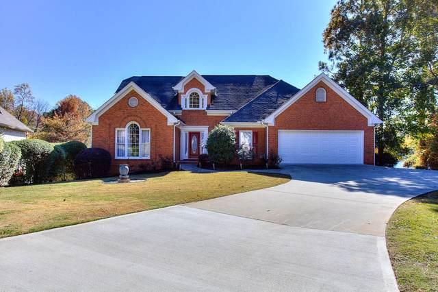 510 Cross Creek Point, Stone Mountain, GA 30087 (MLS #6645393) :: Path & Post Real Estate