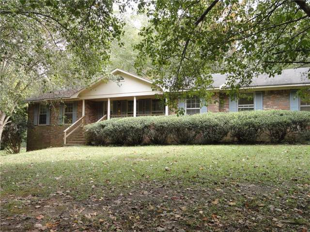 1009 Bethlehem Road, Winder, GA 30680 (MLS #6645428) :: North Atlanta Home Team