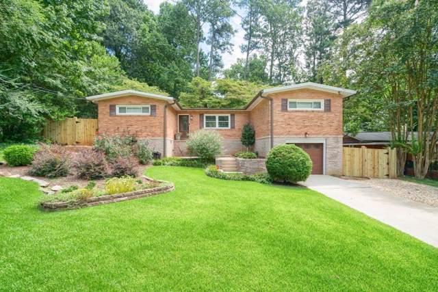 3827 Longview Drive, Chamblee, GA 30341 (MLS #6645432) :: The Hinsons - Mike Hinson & Harriet Hinson