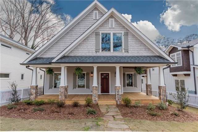 152 Maediris Drive, Decatur, GA 30030 (MLS #6645449) :: North Atlanta Home Team