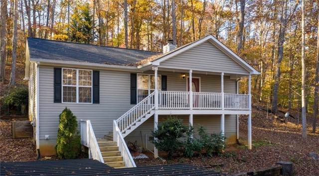 161 Chestatee Drive, Dahlonega, GA 30533 (MLS #6645451) :: The Heyl Group at Keller Williams