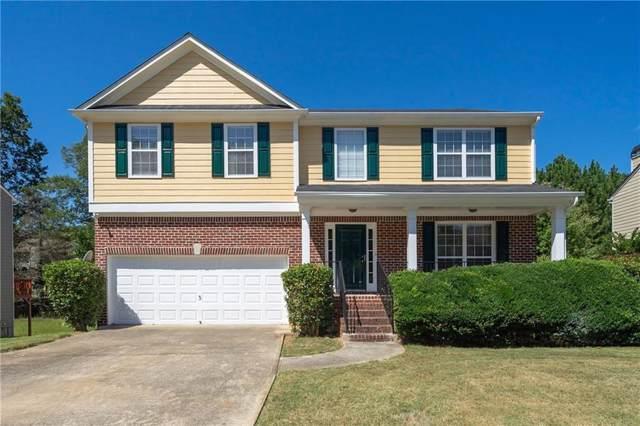 244 Woodcreek Way, Acworth, GA 30101 (MLS #6645458) :: Kennesaw Life Real Estate