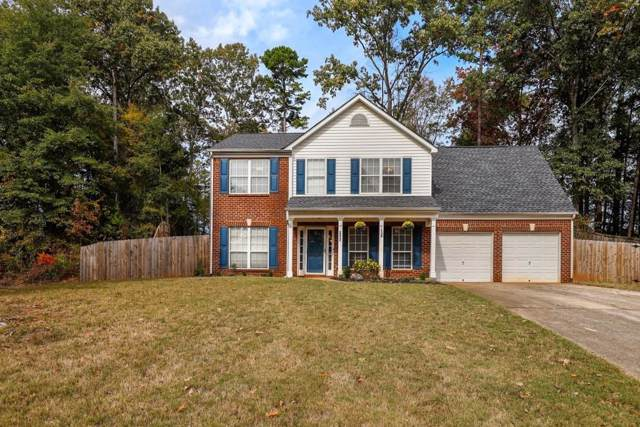 8165 N Sterling Lakes Drive, Covington, GA 30014 (MLS #6645461) :: North Atlanta Home Team