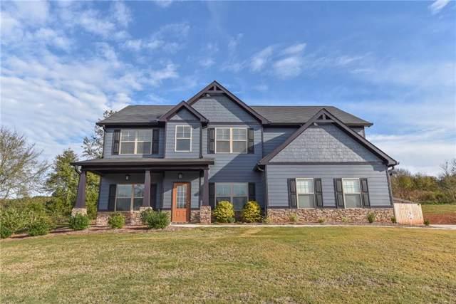 970 Valley Drive, Jefferson, GA 30549 (MLS #6645462) :: Charlie Ballard Real Estate