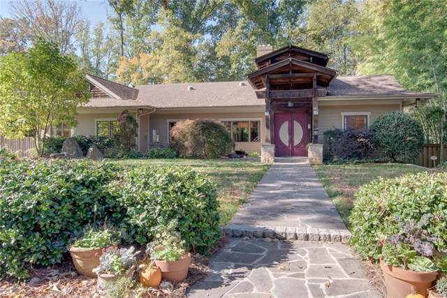 917 Stratford Road, Avondale Estates, GA 30002 (MLS #6645466) :: North Atlanta Home Team