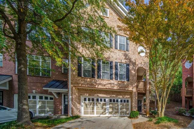 1096 Glenridge Place, Atlanta, GA 30342 (MLS #6645467) :: The Zac Team @ RE/MAX Metro Atlanta