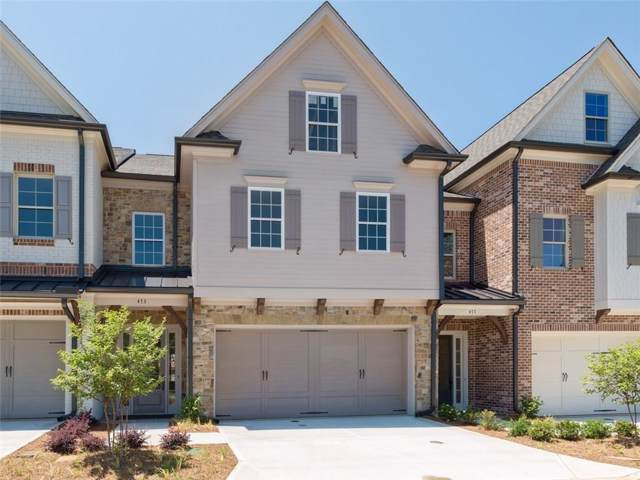 533 Springer Bend #53, Marietta, GA 30060 (MLS #6645494) :: Kennesaw Life Real Estate