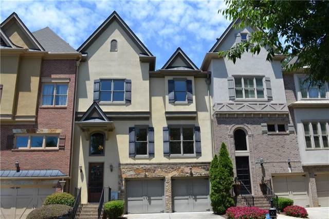 1964 Saxon Valley Circle NE, Brookhaven, GA 30319 (MLS #6645500) :: Iconic Living Real Estate Professionals