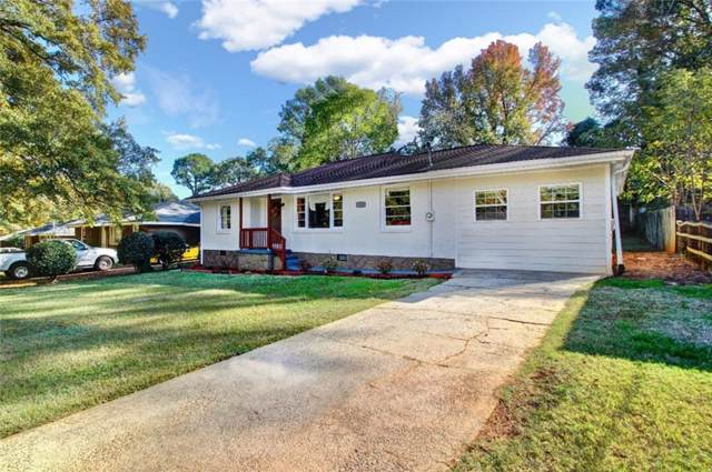 1862 Rosewood Road, Decatur, GA 30032 (MLS #6645504) :: Todd Lemoine Team