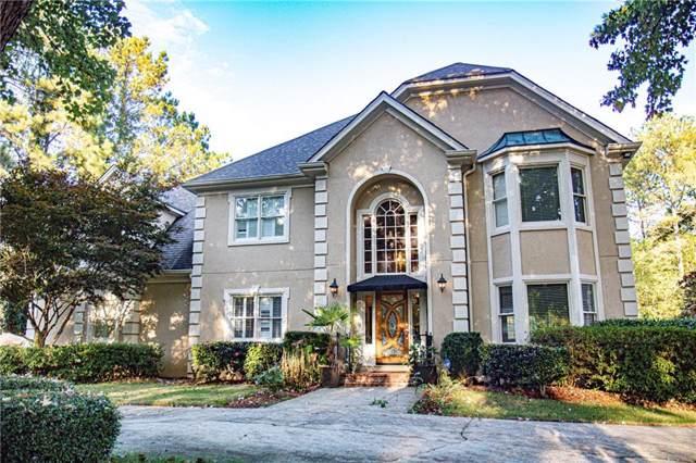 1744 Kanawha Trail, Stone Mountain, GA 30087 (MLS #6645507) :: North Atlanta Home Team