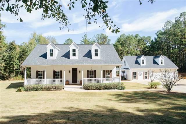 1573 Clay Road, Monticello, GA 31064 (MLS #6645511) :: North Atlanta Home Team
