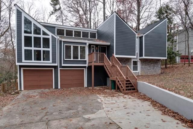 1776 Cedar Cliff Drive SE, Smyrna, GA 30080 (MLS #6645516) :: North Atlanta Home Team