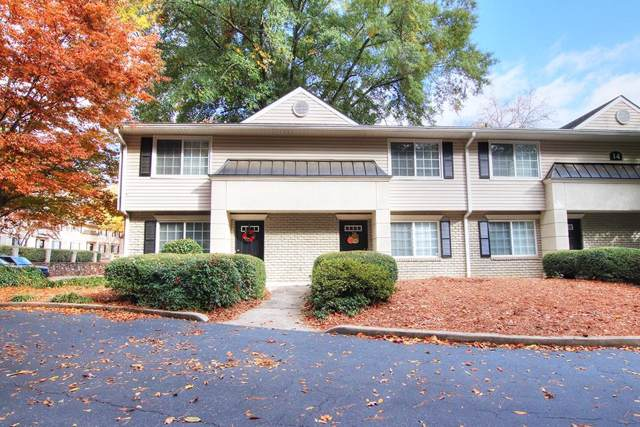 6940 Roswell Road 14B, Sandy Springs, GA 30328 (MLS #6645517) :: The Zac Team @ RE/MAX Metro Atlanta
