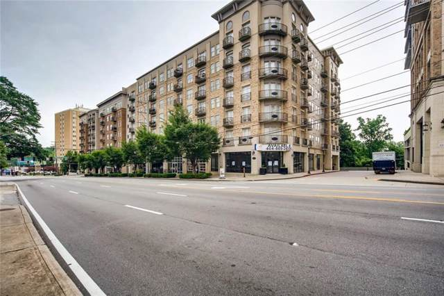 2255 Peachtree Road NE #620, Atlanta, GA 30309 (MLS #6645522) :: The North Georgia Group