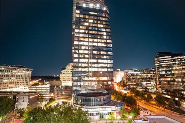 3324 Peachtree Road NE #1111, Atlanta, GA 30326 (MLS #6645532) :: The North Georgia Group