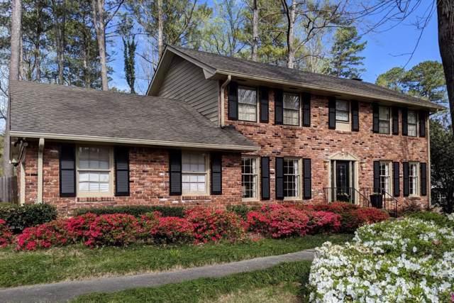 3562 Sunderland Circle NE, Brookhaven, GA 30319 (MLS #6645536) :: Iconic Living Real Estate Professionals
