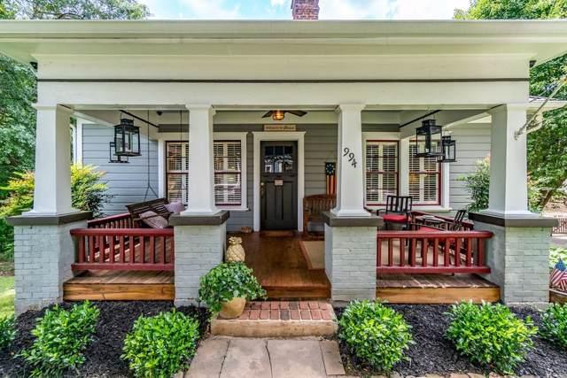 994 Longley Avenue NW, Atlanta, GA 30318 (MLS #6645542) :: The Heyl Group at Keller Williams