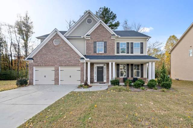 4118 Bunker Drive SW, Austell, GA 30106 (MLS #6645567) :: North Atlanta Home Team