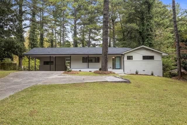 3484 Herschel Road, Atlanta, GA 30337 (MLS #6645572) :: Good Living Real Estate
