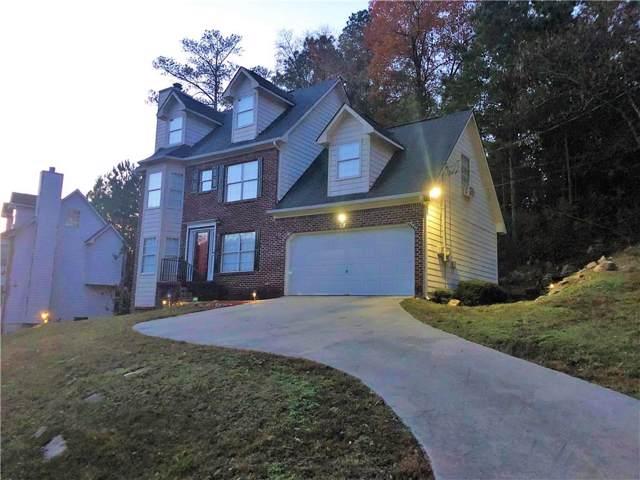 1234 Justin Lane, Lithonia, GA 30058 (MLS #6645578) :: North Atlanta Home Team