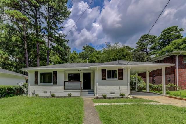 2886 Salmon Avenue SE, Atlanta, GA 30317 (MLS #6645580) :: Iconic Living Real Estate Professionals