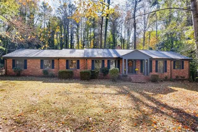 635 Wisteria Drive SW, Marietta, GA 30064 (MLS #6645581) :: North Atlanta Home Team