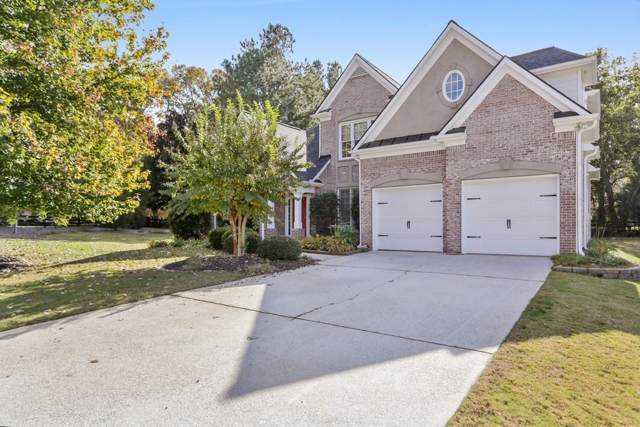 5611 Woolwich Lane NW, Acworth, GA 30101 (MLS #6645585) :: Iconic Living Real Estate Professionals