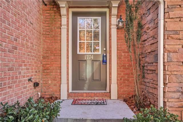 1774 Fair Oak Way #11, Mableton, GA 30126 (MLS #6645590) :: North Atlanta Home Team