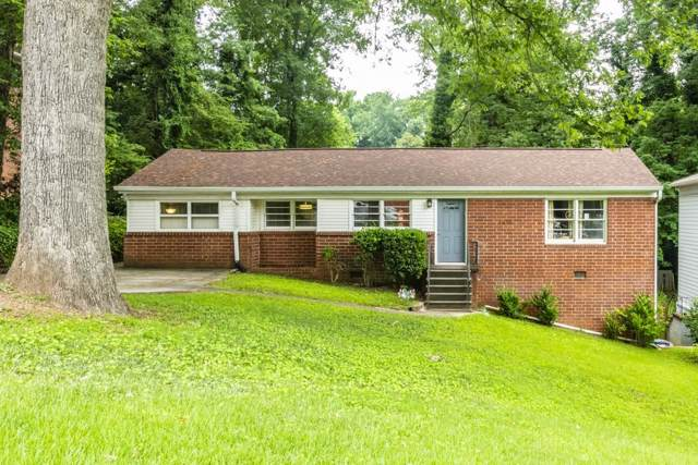 1436 Stephens Drive, Atlanta, GA 30329 (MLS #6645601) :: The Heyl Group at Keller Williams