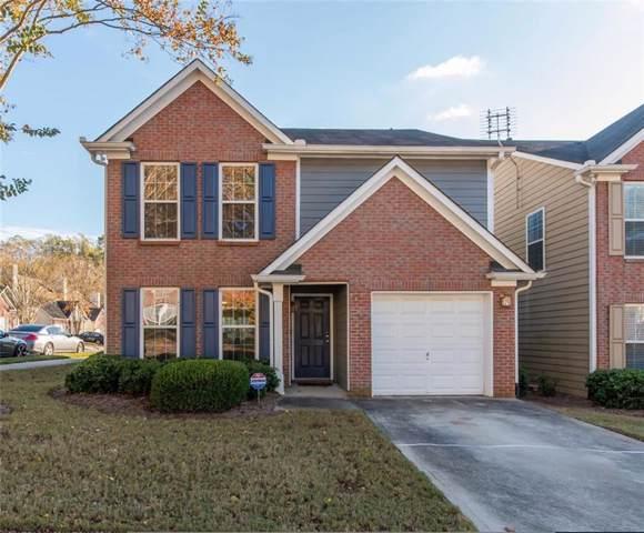 1229 Gates Circle SE #59, Atlanta, GA 30316 (MLS #6645637) :: North Atlanta Home Team