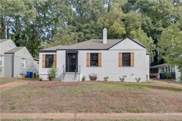 1395 E Forrest Avenue, East Point, GA 30344 (MLS #6645658) :: North Atlanta Home Team