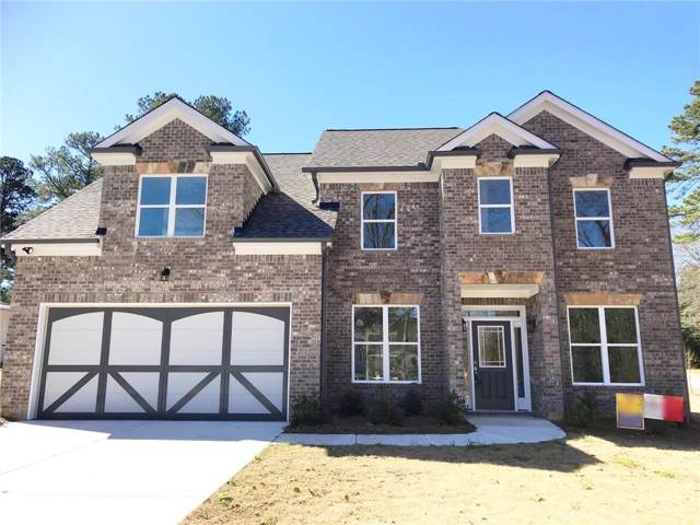 2105 Brentwood Cove, Ellenwood, GA 30294 (MLS #6645660) :: The Heyl Group at Keller Williams