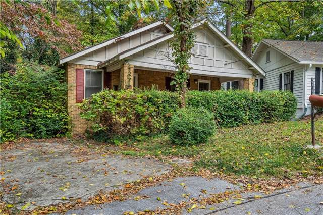 116 Terrace Drive NE, Atlanta, GA 30305 (MLS #6645668) :: The Butler/Swayne Team