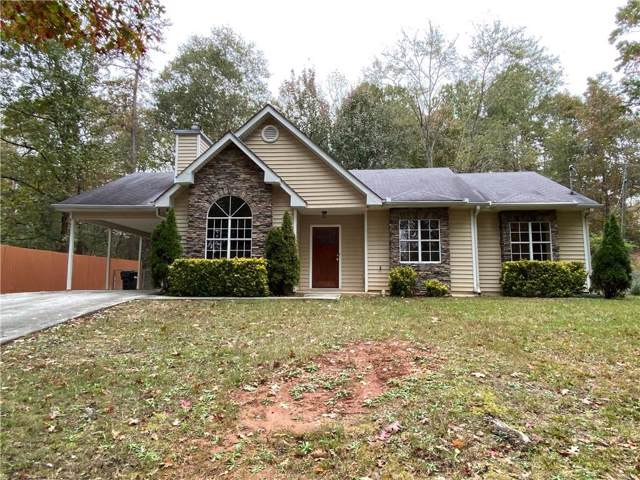 9230 Spillers Drive SW, Covington, GA 30014 (MLS #6645670) :: The Zac Team @ RE/MAX Metro Atlanta