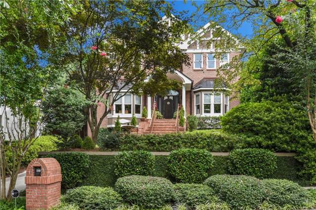 678 Cumberland Road NE, Atlanta, GA 30306 (MLS #6645684) :: Dillard and Company Realty Group