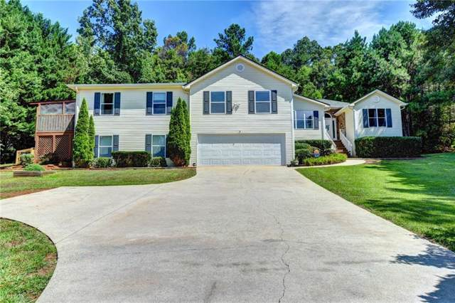3322 Banks Mountain Drive, Gainesville, GA 30506 (MLS #6645693) :: The Cowan Connection Team